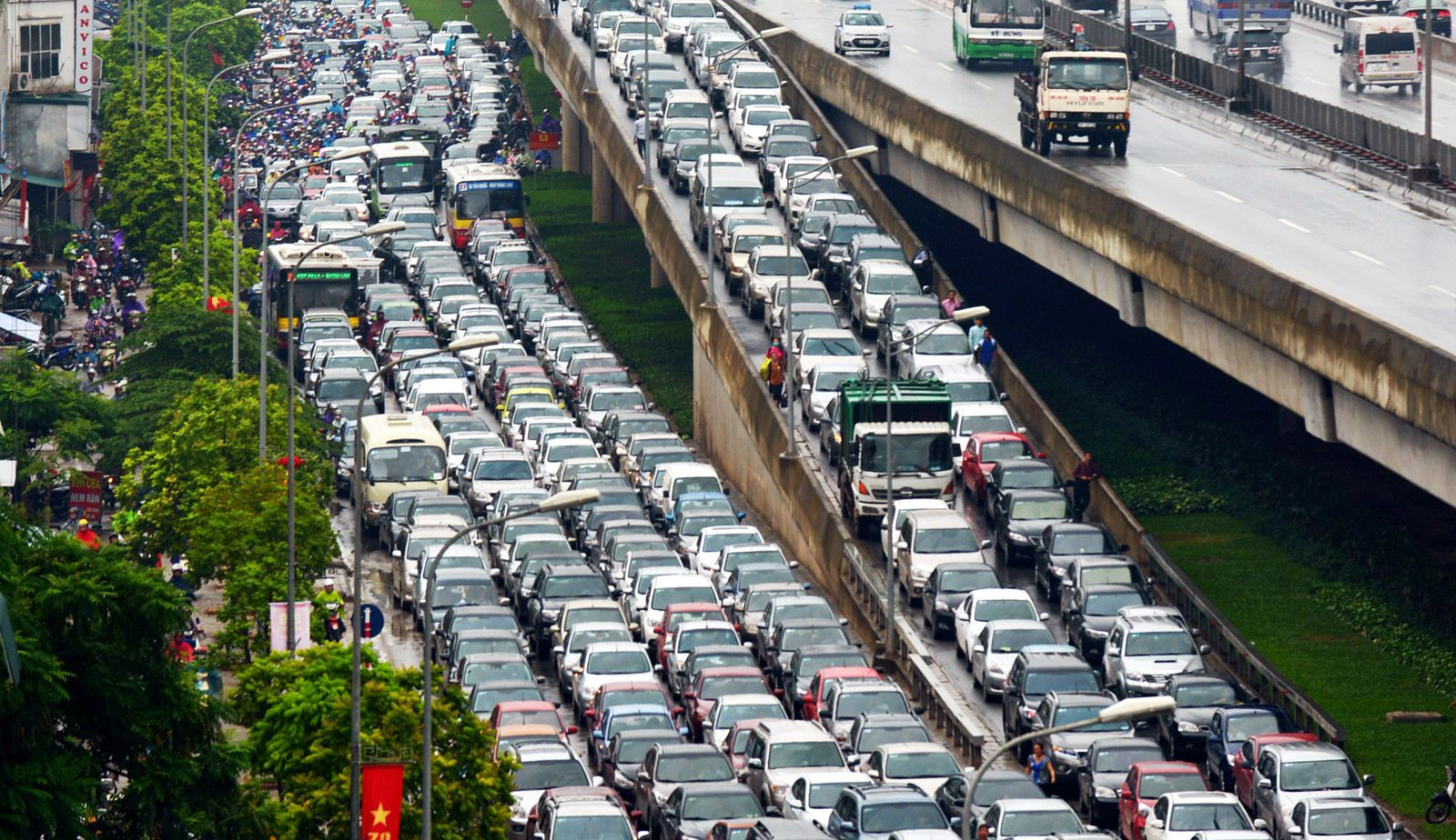 Việt Nam vẫn còn nhu cầu rất lớn về ô tô