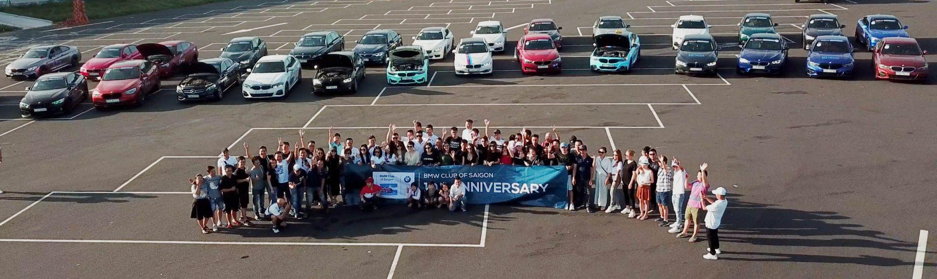 Hành trình 10 năm BMW