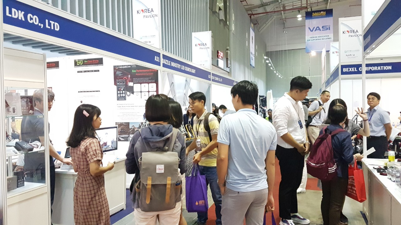 Saigon Autotech & Accessories 2020