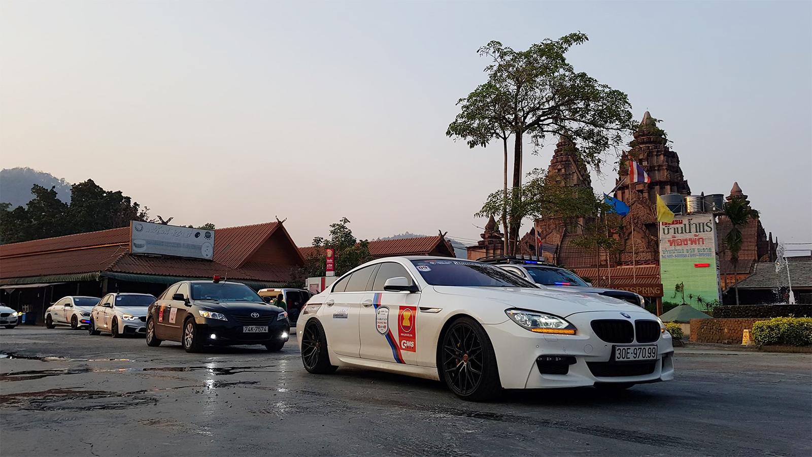 """BMW Caravan Chiang Mai 2019: """"Lạc"""" vào vùng Tam giác vàng"""