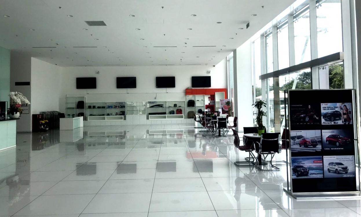 Toyota Việt Nam vừa có thêm đại lý mới tại TP.HCM