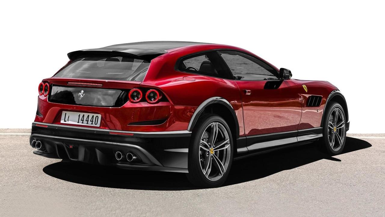 Chiếc SUV của Ferrari sẽ mất tới vài năm để phát triển