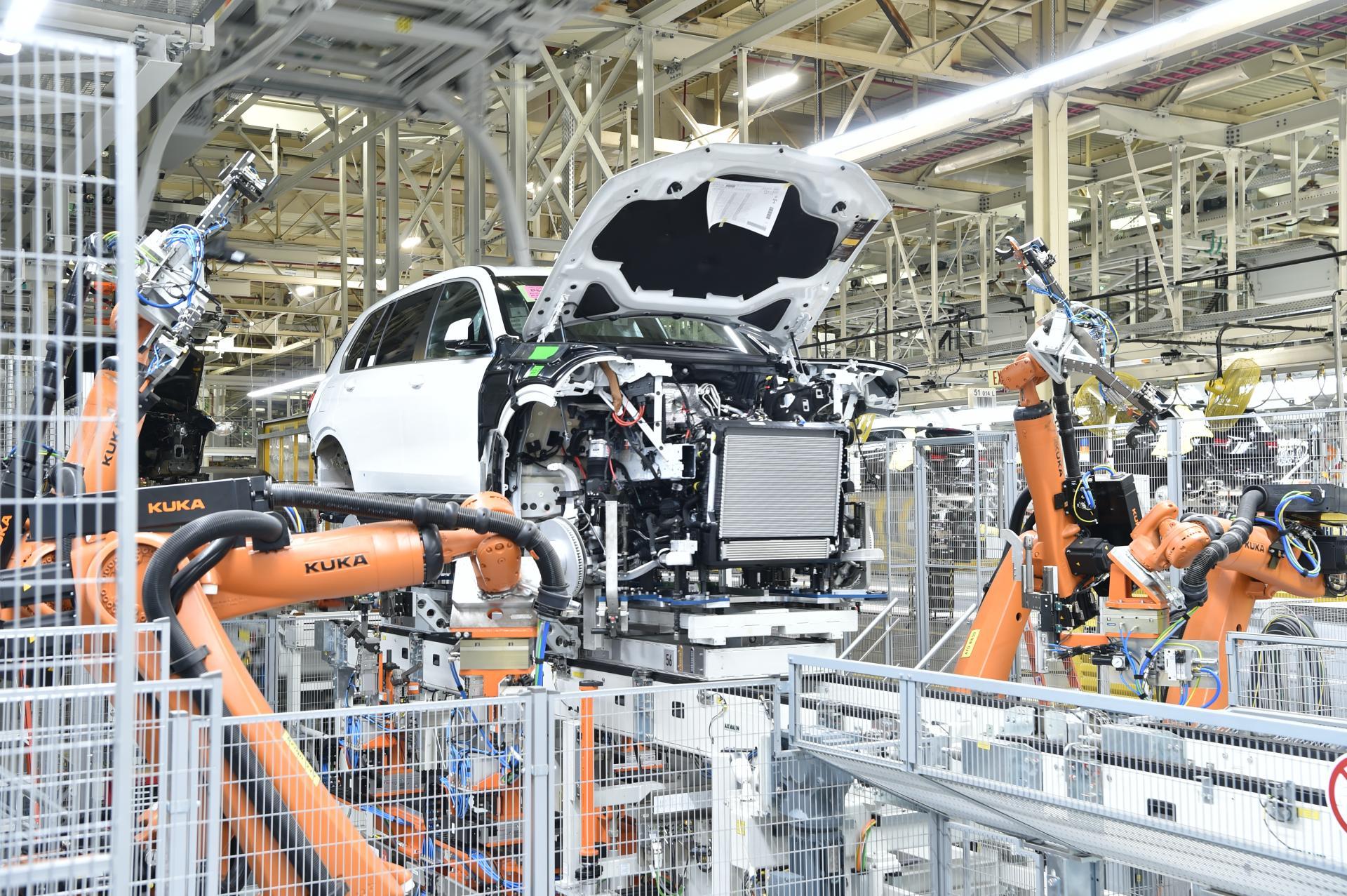 Nhà máy BMW tại Mỹ có sản lượng kỷ lục trong 2019