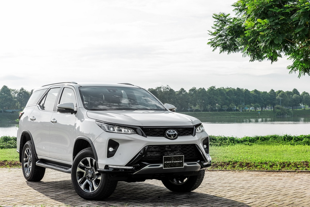 Fortuner Legender