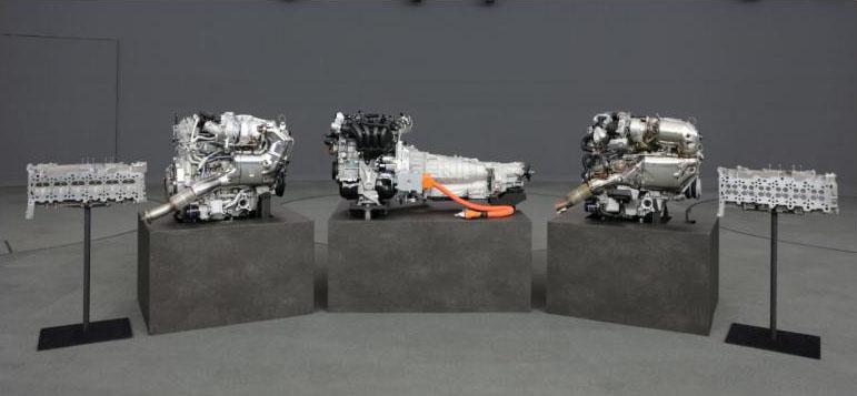 Mazda CX-5 thế hệ tiếp theo sẽ có động cơ I6 và dẫn động RWD?