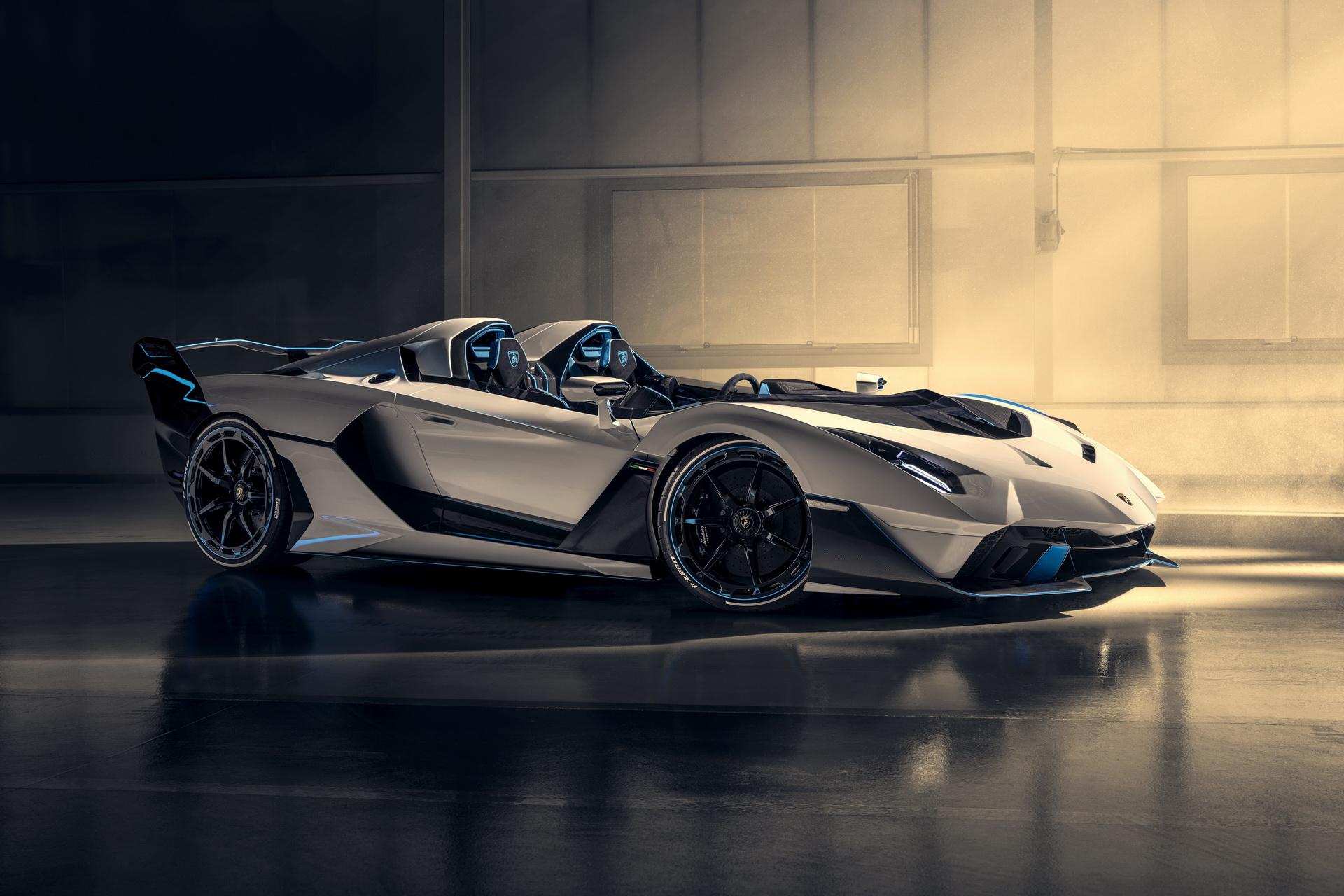 Lamborghini trình làng siêu xe mới nhất trong dự án Squadra Corsa