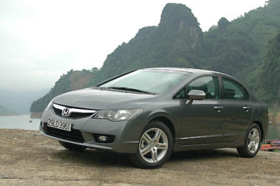 Honda Civic 2010 giá bao nhiêu?
