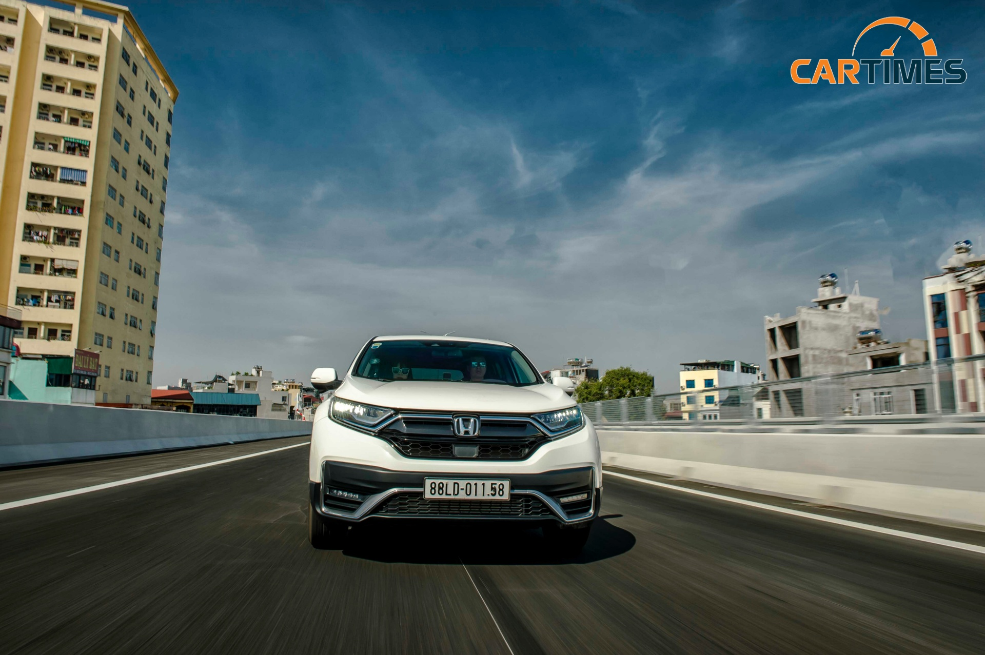 Các tính năng an toàn trên Honda CR-V 2020 giúp chuyến đi an toàn hơn