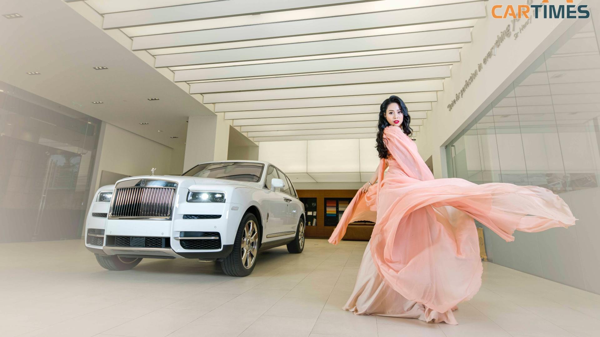 xe Rolls-Royce Cullinan