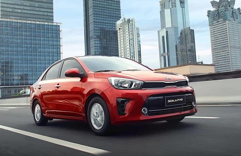Kia Soluto sắp có thêm phiên bản AT Luxury cao cấp giá 499 triệu đồng