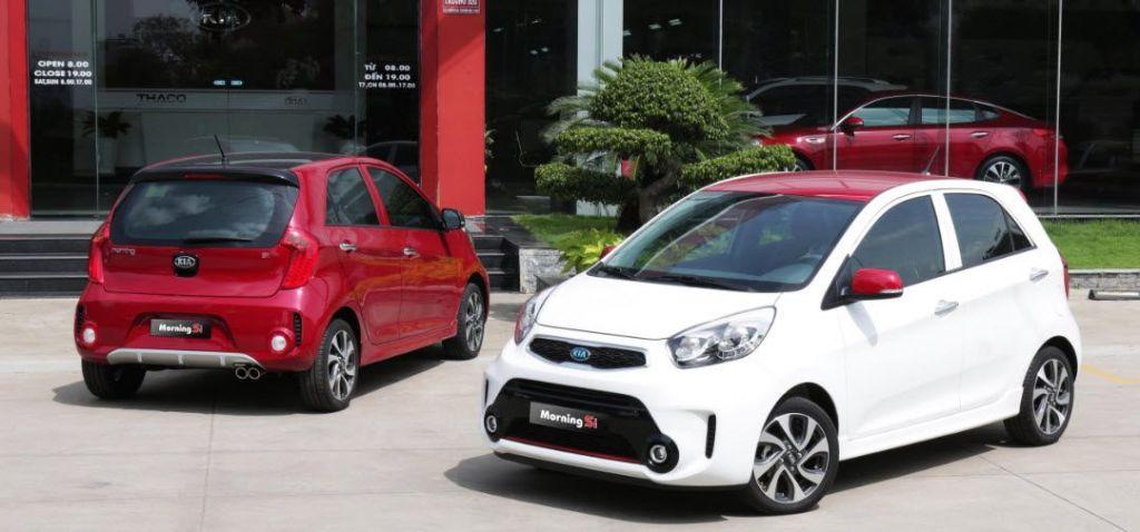 Những mẫu xe rẻ nhất từng phân khúc tại Việt Nam hiện nay
