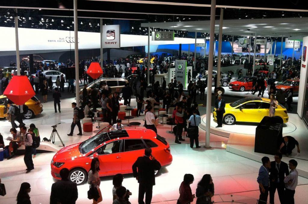 Triển lãm ô tô Bắc Kinh 2020 sẽ tái tổ chức vào tháng 9 tới
