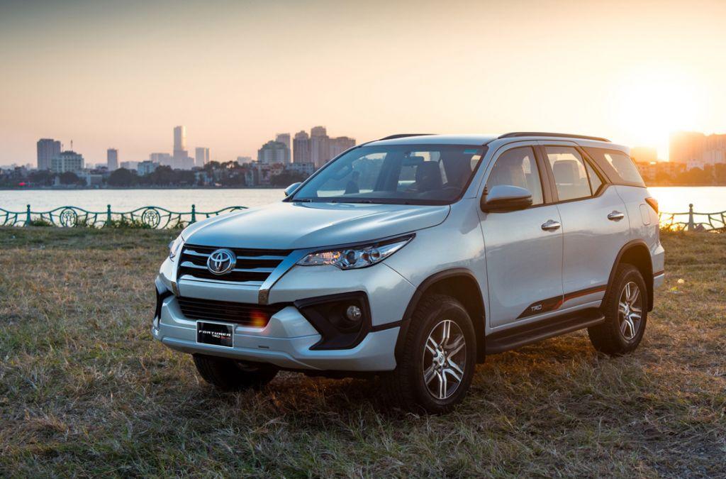 Toyota Việt Nam tiếp tục dẫn đầu thị trường hậu đại dịch Covid-19