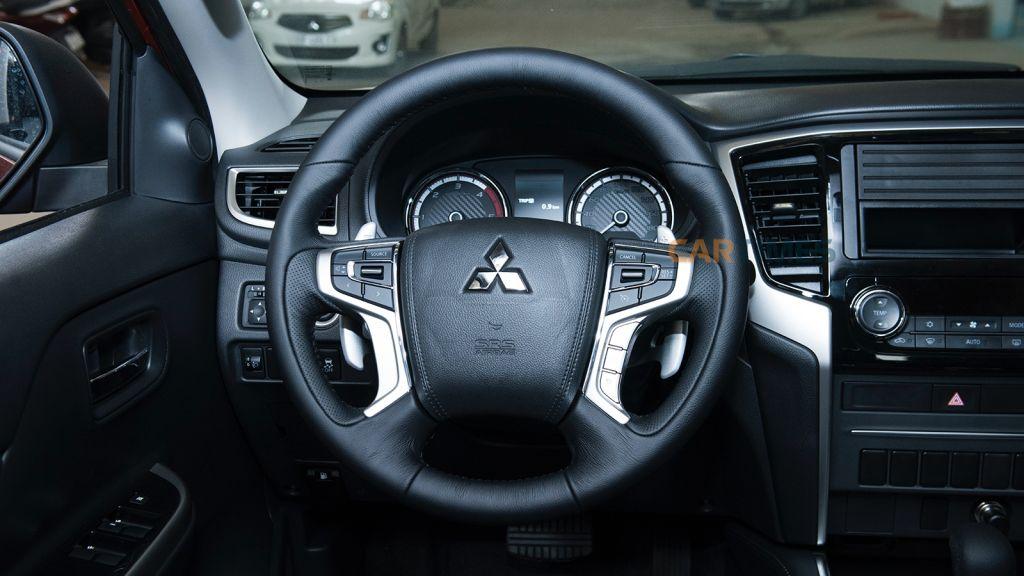 Đây là lần giảm giá mạnh nhất của Mitsubishi Triton