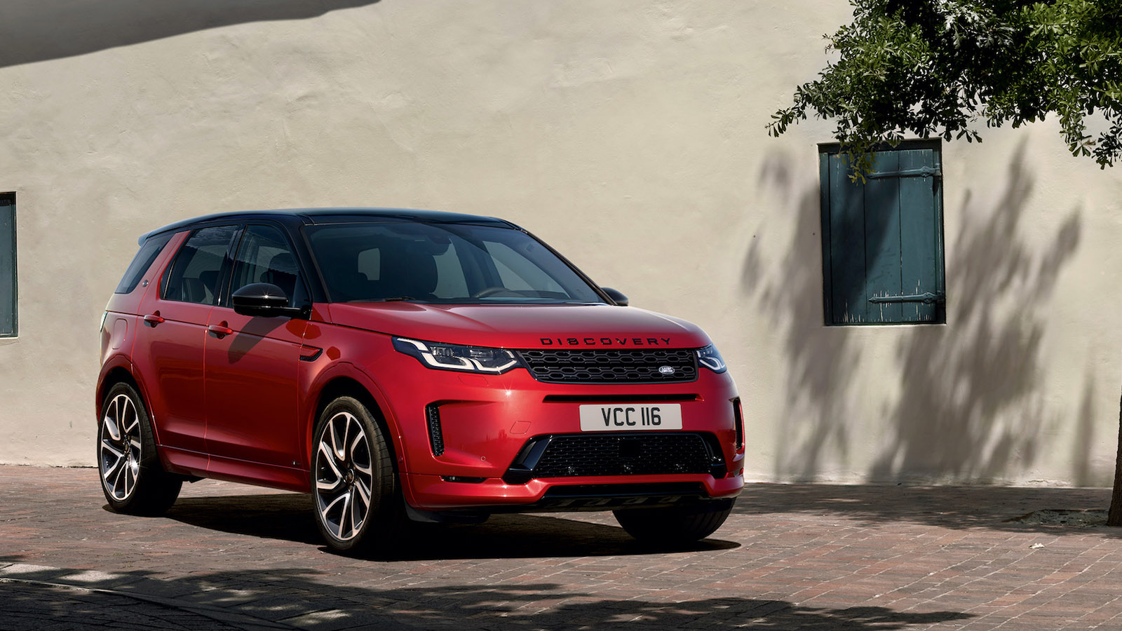 Ngoại thất Land Rover Discovery Sport 2020