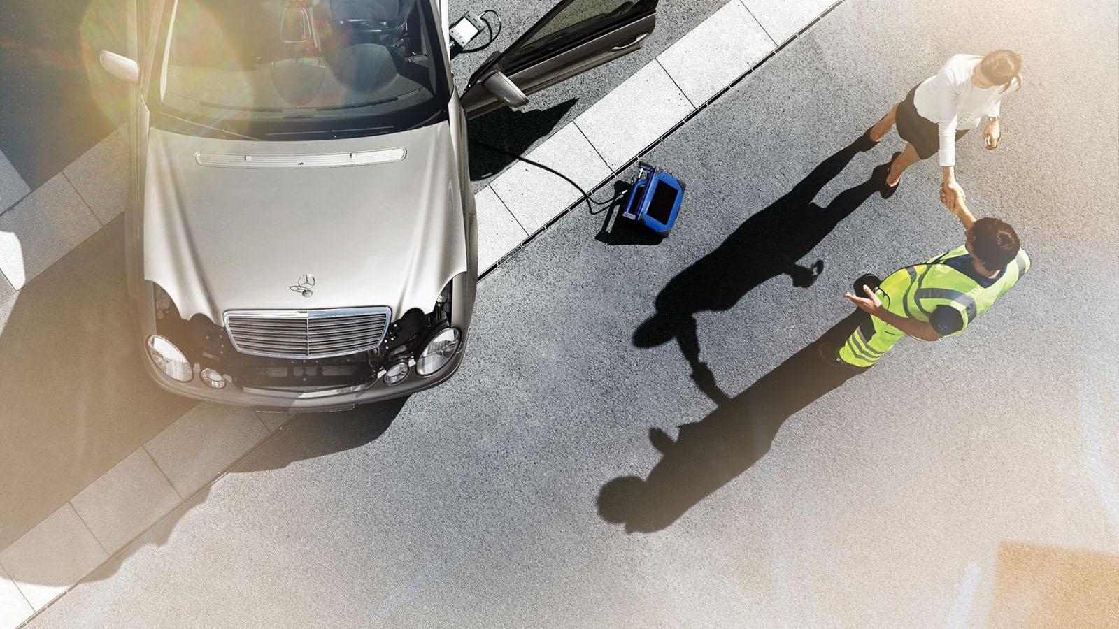 Dịch vụ 24h của Mercedes-Benz