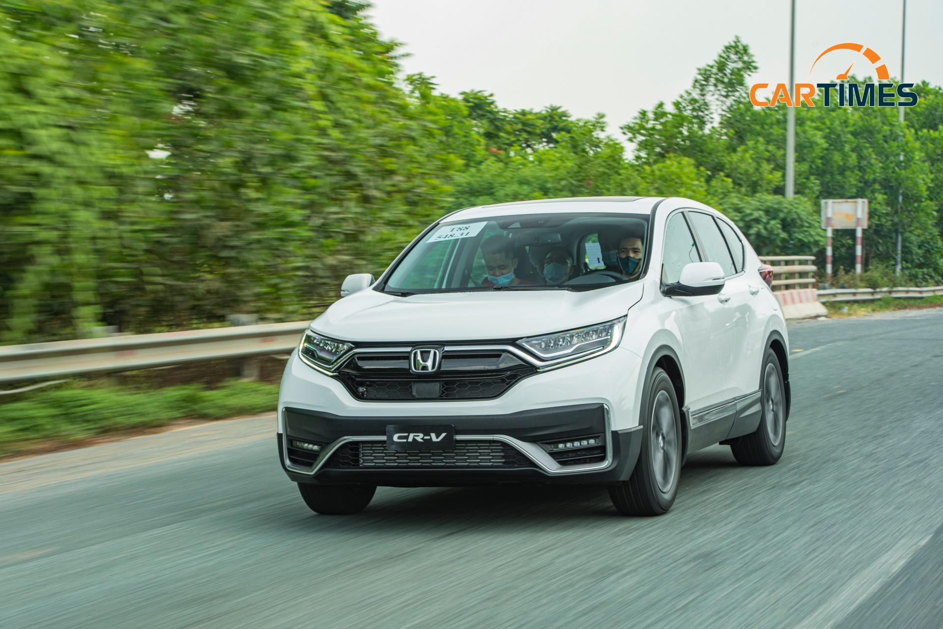 Tìm hiểu công nghệ Honda Sensing trên mẫu xe CR-V 2020 vừa ra mắt thị trường Việt Nam