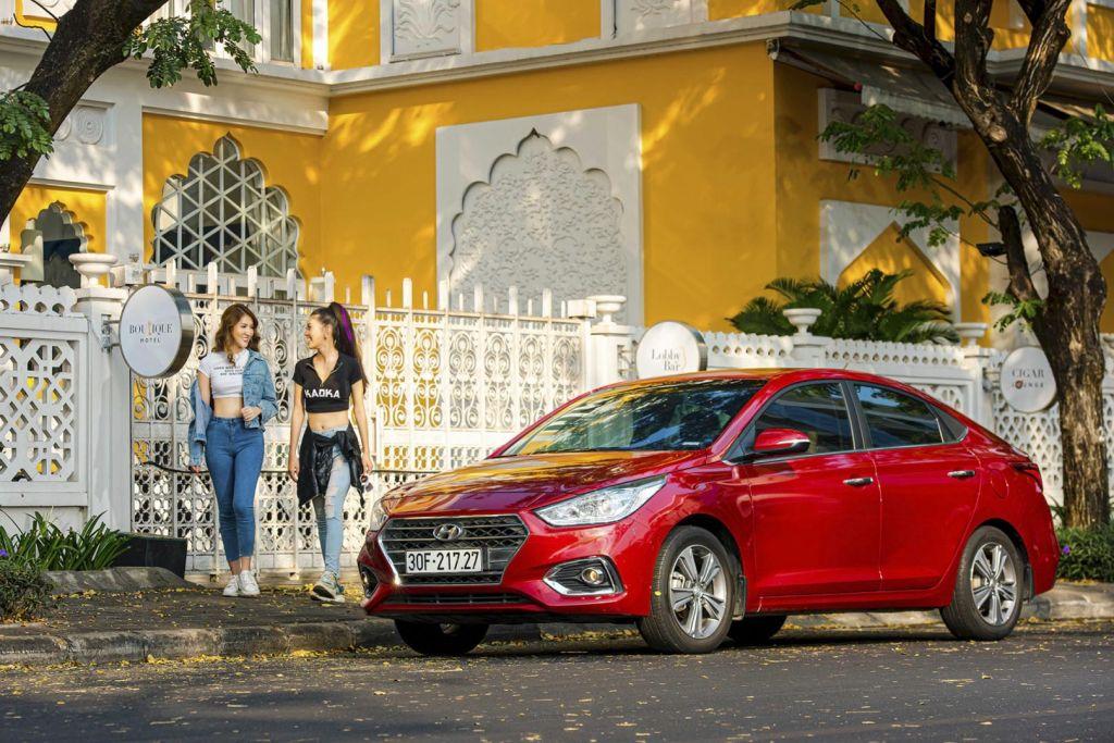 Hyundai công bố kết quả bán hàng tháng Ngâu: Hầu hết doanh số các xe đều giảm mạnh