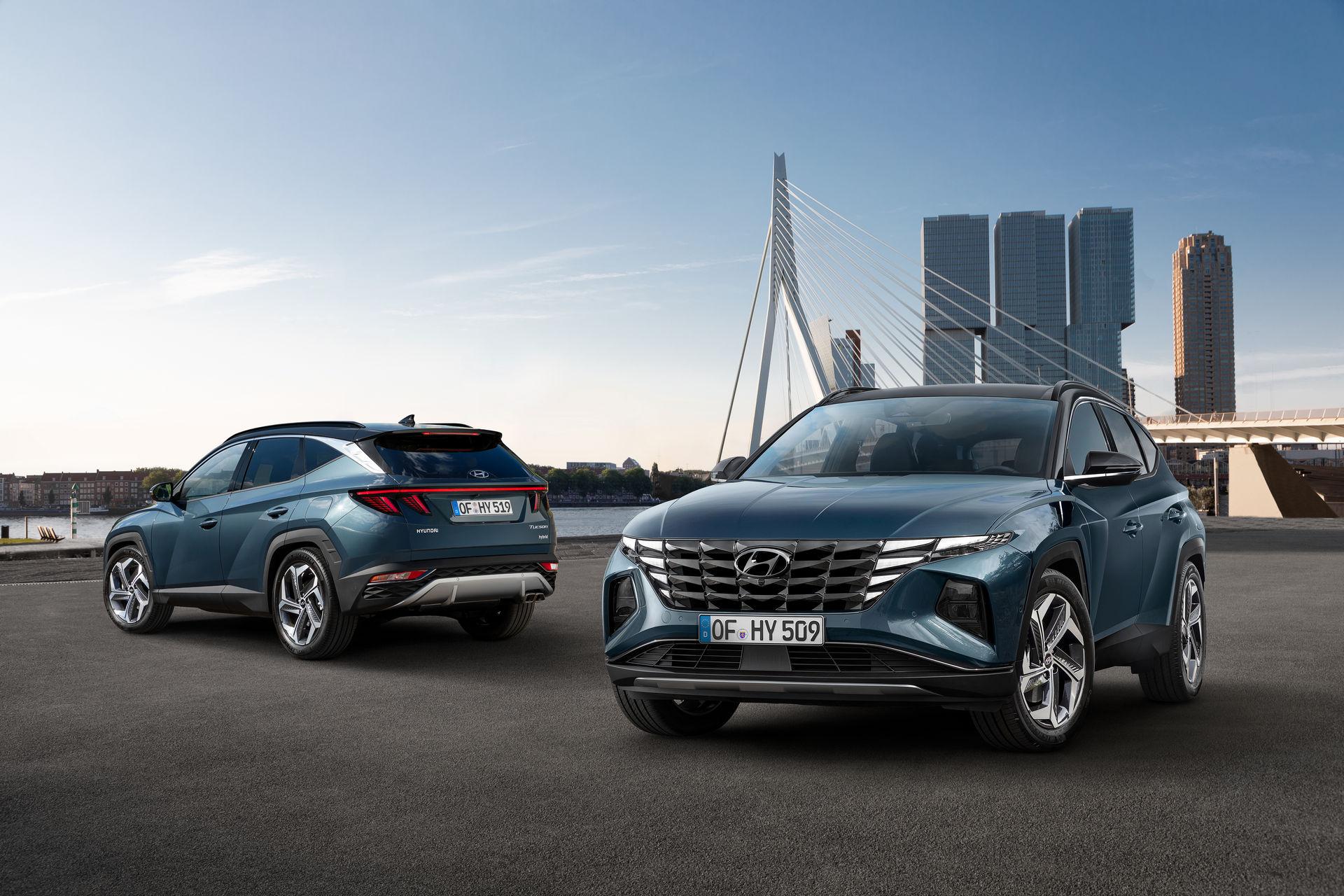 Hyundai Tucson 2021 sẽ mở bán từ tháng 9 tại Hàn Quốc
