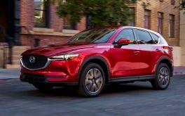 Giá lăn bánh xe Mazda CX-5 2018