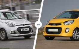 Người dùng so sánh Kia Morning và Hyundai i10: ưu, nhược điểm
