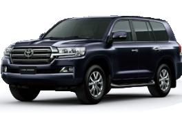 Toyota Land Cruiser 2020 ra mắt thị trường Việt Nam, thêm trang bị mới