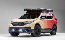 """Honda tung phiên bản CR-V độ phong cách """"phượt"""" tại SEMA 2019"""