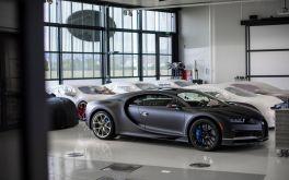 Siêu xe Bugatti Chiron xuất xưởng chiếc thứ 200 và còn là phiên bản đặc biệt