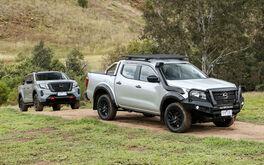 Nissan Navara 2021 trình làng sẵn sàng đấu Toyota Hilux và Ford Ranger