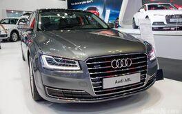 Audi Việt Nam triệu hồi mẫu sedan Audi A8L
