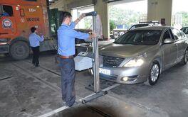 Mức phạt khi điều khiển xe ô tô quá niên hạn sử dụng là bao nhiêu?