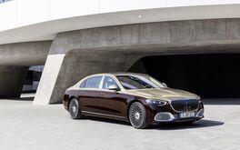 Mercedes-Maybach S-Class 2021 đặc biệt thế nào để xứng danh xe Chủ tịch?