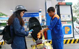 Giá xăng dầu tăng trở lại