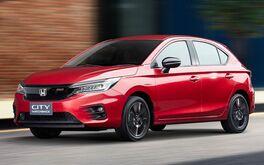 5 điều cần biết về Honda City 2021 hatchback - mẫu xe thay thế Jazz