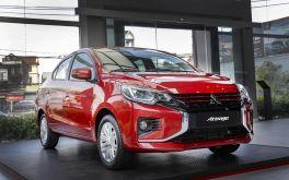 Điểm danh 12 điểm mới trên Mitsubishi Attrage 2020, chiếc xe rẻ nhất phân khúc xe hạng B