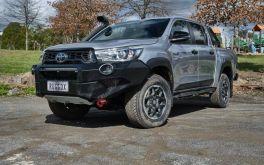 Hé lộ thông tin về Toyota Hilux GR, phiên bản hiệu suất cao đấu Ford Ranger Raptor