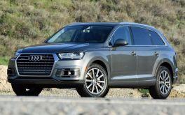 Triệu hồi xe Audi Q7 tại Việt Nam do lỗi trục lái