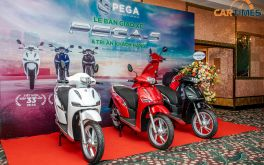 """Sau """"lận đận"""" vì cái tên, những chiếc Pega-S cũng tới tay khách hàng"""