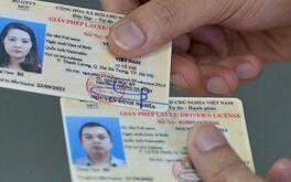 Tìm hiểu giấy phép lái xe hiện nay tại Việt Nam, một số loại ít gặp trong thực tế