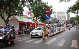 Tên một số tuyến đường cấm tại Hà Nội trong ngày Quốc tang