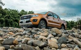 Ford Ranger tại đại lý giảm sâu trong tháng Ngâu, lên tới 100 triệu đồng