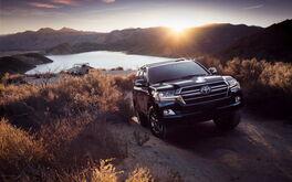 Toyota Land Cruiser 2021 sẽ có 3 phiên bản động cơ, tạm dừng bán tại Mỹ