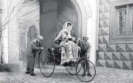 Bertha Benz - Người phụ nữ đặt dấu mốc lịch sử cho ngành công nghiệp xe hơi thế giới