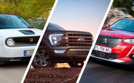 """Những mẫu xe chiến thắng hạng mục """"Xe của năm dành cho nữ giới"""" năm 2021"""