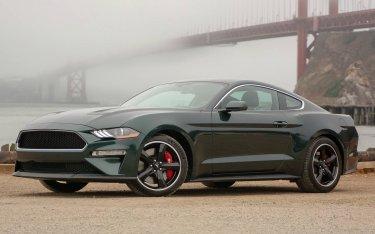 """""""Tất tần tật"""" về mẫu xe huyền thoại Ford Mustang chỉ trong 2 phút"""