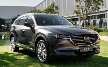Giá cao nhất 1,399 tỷ đồng, Mazda CX-8 có điểm gì đặc biệt để đấu Hyundai Santa Fe 2019?
