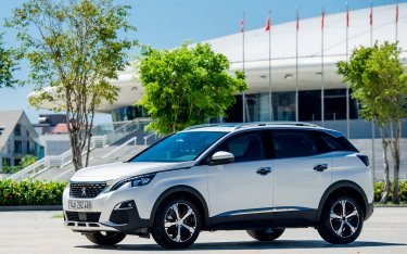 Khách hàng mua Peugeot được khuyến mãi lên tới vài chục triệu đồng trong tháng 9/2019