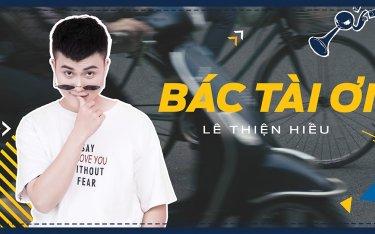 """Nghe Lê Thiện Hiếu hát """"Bác tài ơi"""" kể về giao thông Việt Nam"""