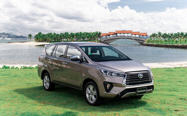 Giá lăn bánh Toyota Innova mới nâng cấp, khó lấy lại ngôi vương từ Mitsubishi Xpander?
