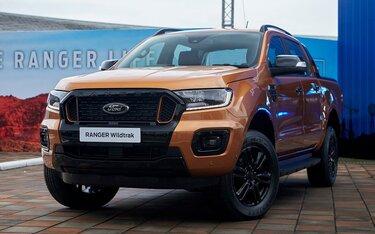 Ford Ranger 2021 nâng cấp có gì thay đổi?